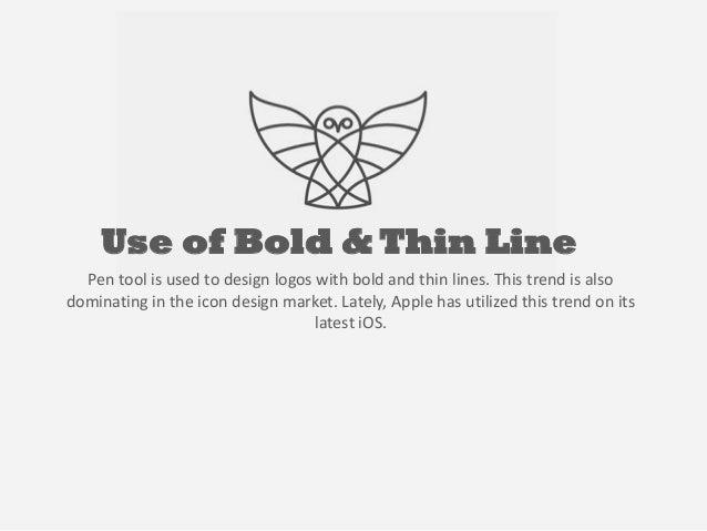 As 15 principais tendências no design de logos em 2015 - um relatório  completo - Blue Bus
