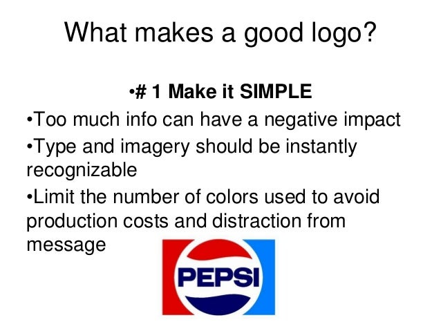What Makes A Good Business Logo
