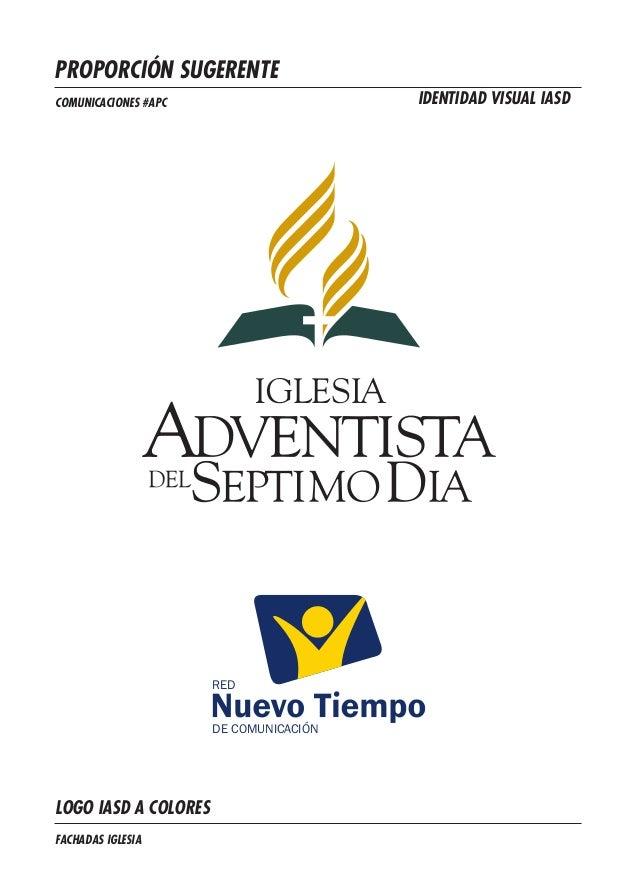 Logo Iasd Para Iglesias Apc