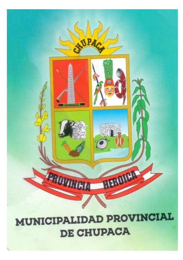 logo municipalidad de chupaca