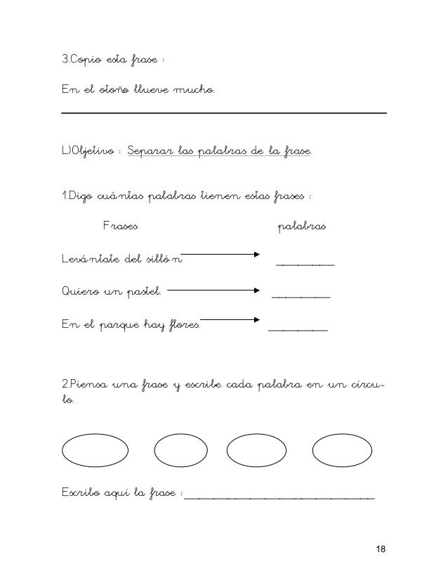 Logopedia Fichas De Lectoescritura Para Niños De Primero