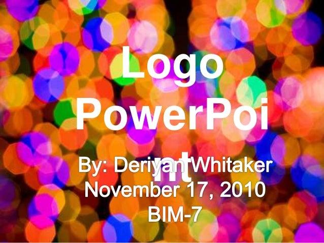 Logo PowerPoi nt