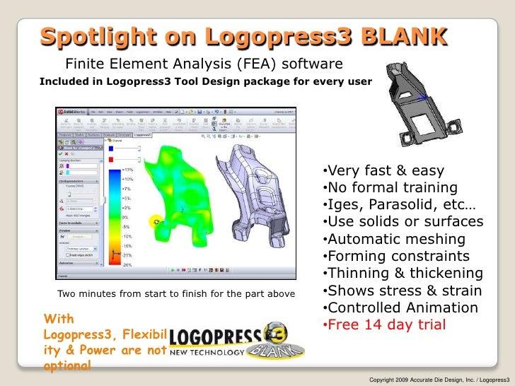 Logopress3 Die Design Powerpoint