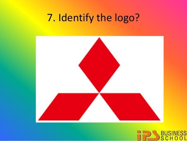 13. Identify the logo?
