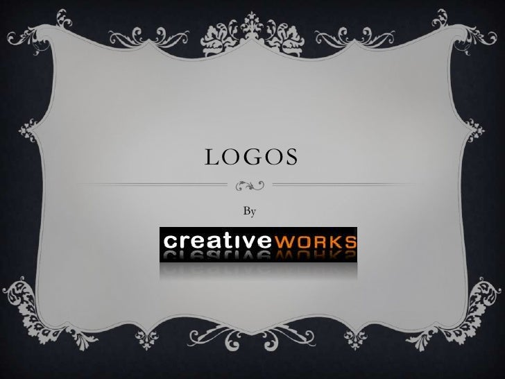 LOGOS<br />By<br />