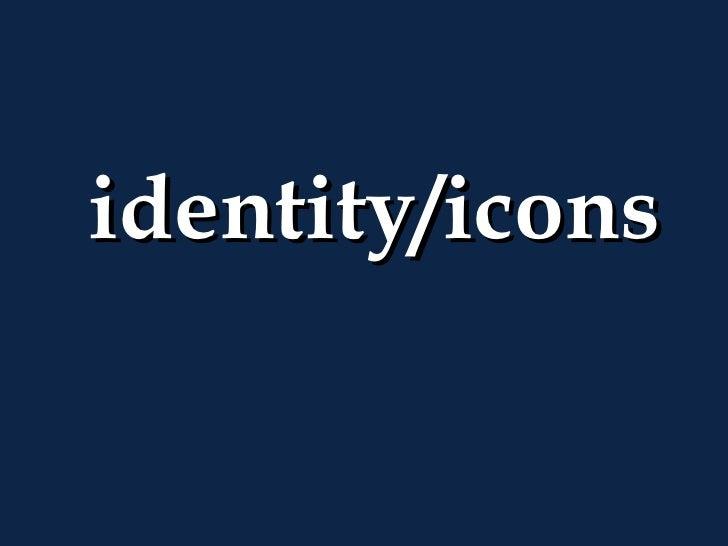 identity/icons