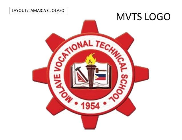 LAYOUT: JAMAICA C. OLAZO MVTS LOGO