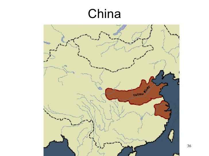 Map Of China Yellow River.China Map Of Yellow River