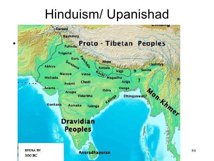 Hinduism/ Upanishad• 500 BC                             84
