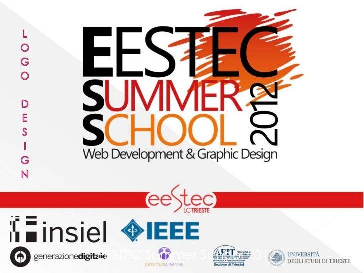 EESTEC Summer School 2012 - Logo Design - Darija Dašić