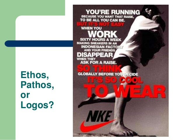 pathos ethos and logos lifeboat ethics summary Aristotle's appeals: ethos, pathos, and logos 13 tlc/college of the canyons updated october 2014 when you write an argument, you can connect with your audience logically, emotionally, and ethically.