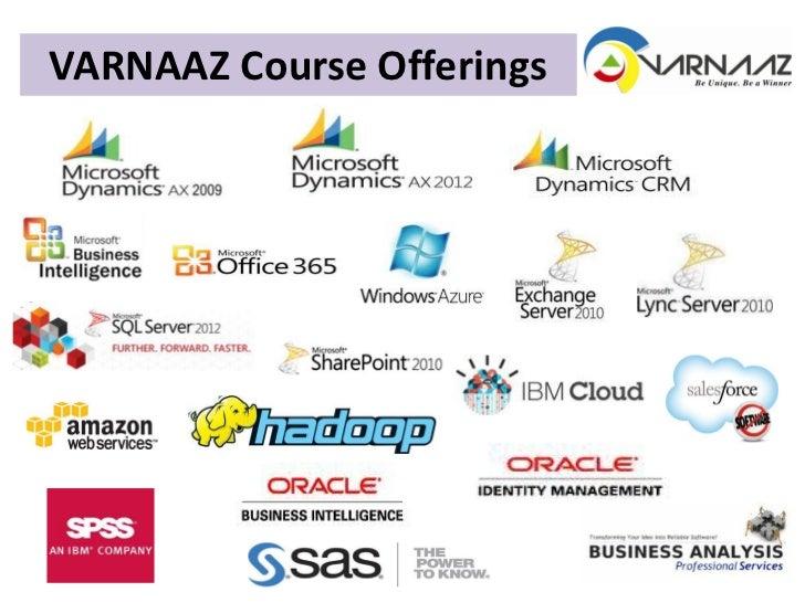 VARNAAZ Course Offerings