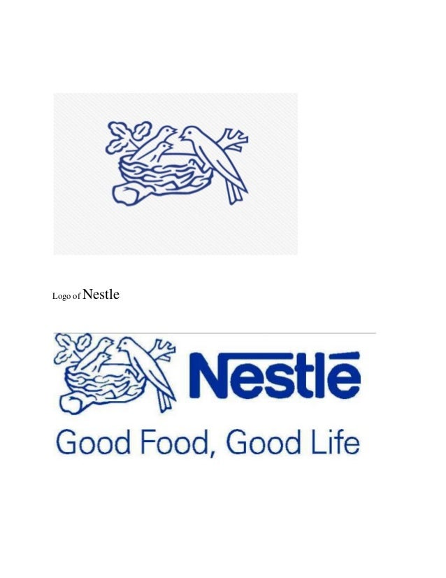 Logo of   Nestle