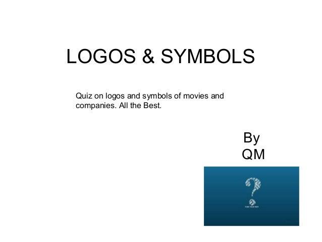 Logos Symbols Quiz Maniac