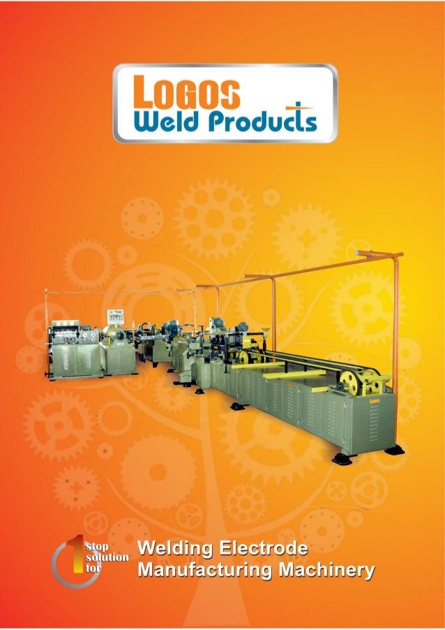 Logos Weld Products, Coimbatore, Welding Electrode Machines