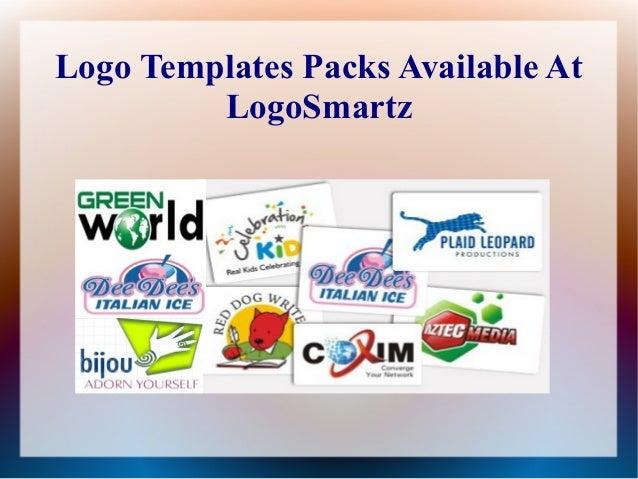 Logo Templates Packs Available At LogoSmartz
