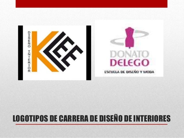 Logotipo for Curso de diseno de interiores en linea