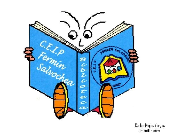 un logotipo para mi biblioteca