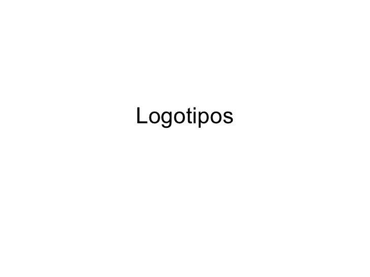 Logotipo s