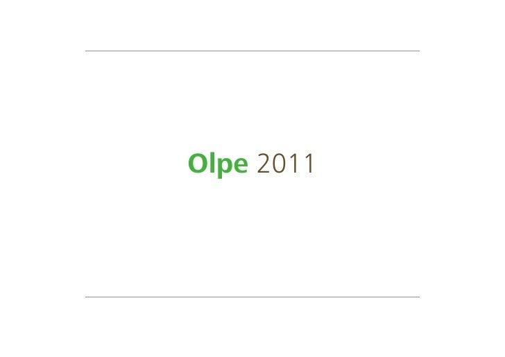 Olpe 2011