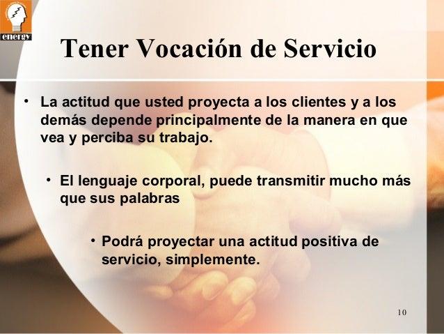 Logrando la fascinaci n del cliente for Servicio de empleo