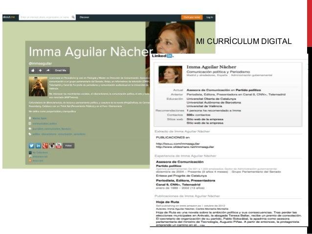 www.eoi.es MI CURRÍCULUM DIGITAL