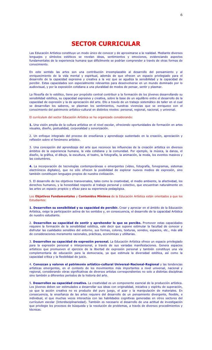 Logros Y Plan De Area Artes Plasticas 2009