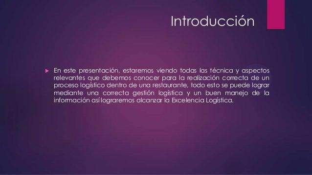 Introducción    En este presentación, estaremos viendo todas las técnica y aspectos relevantes que debemos conocer para l...