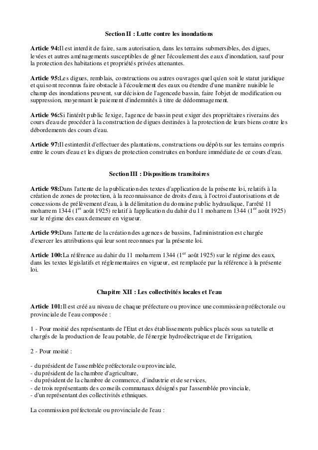 Loi 10 95 for Loi sur les constructions