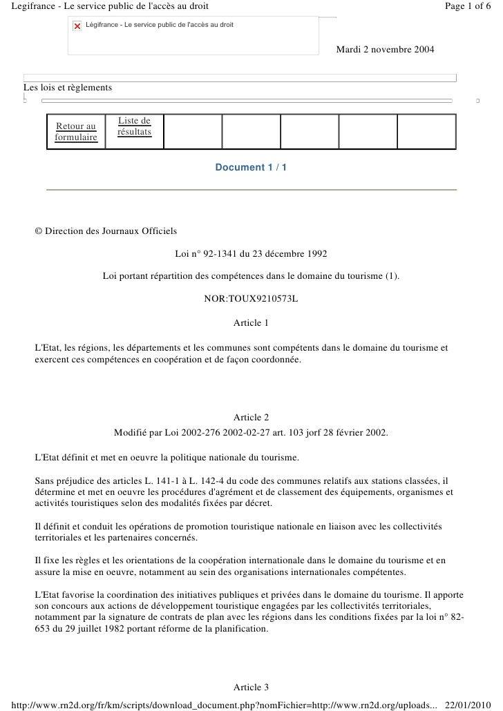 Legifrance - Le service public de l'accès au droit                                                               Page 1 of...