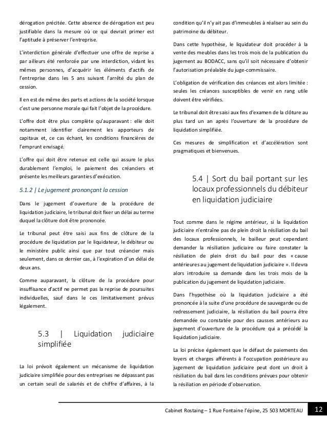 12Cabinet Rostaing – 1 Rue Fontaine l'épine, 25 503 MORTEAU dérogation précitée. Cette absence de dérogation est peu justi...
