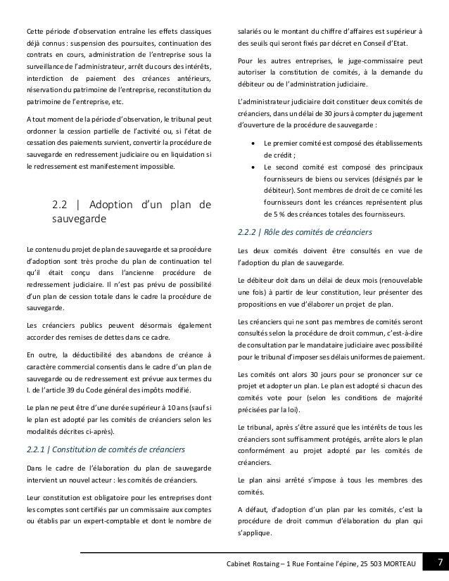 7Cabinet Rostaing – 1 Rue Fontaine l'épine, 25 503 MORTEAU Cette période d'observation entraîne les effets classiques déjà...