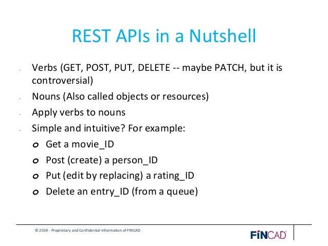 how to write api documentation example