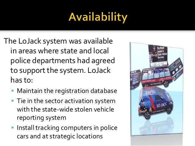 lojack micrologic 12 developed technology shall mean the technology resulting from the activities and efforts of micrologic pursuant to this agreement 13 lojack patents shall mean all united states.
