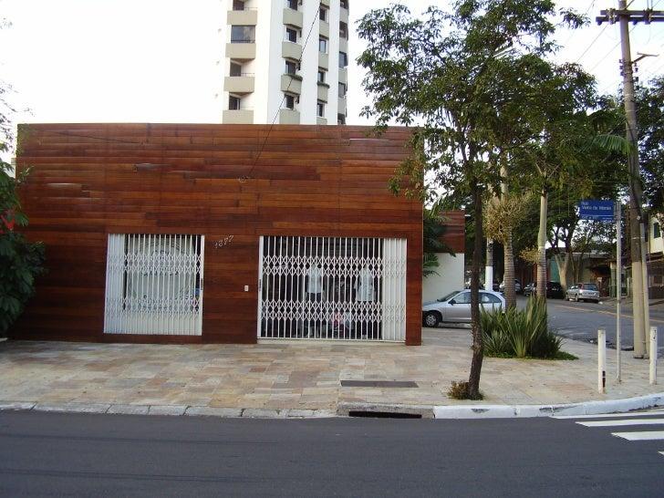 Loja GRA Campo Belo   reforma 2006