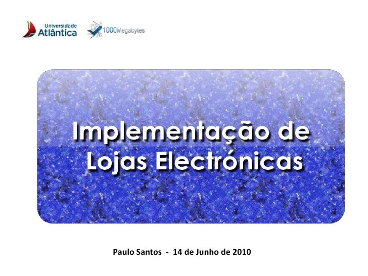 Paulo Santos  -  14 de Junho de 2010<br />