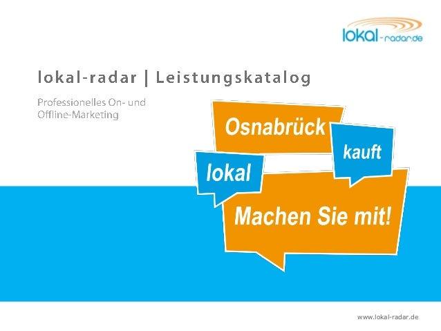 www.lokal-radar.de