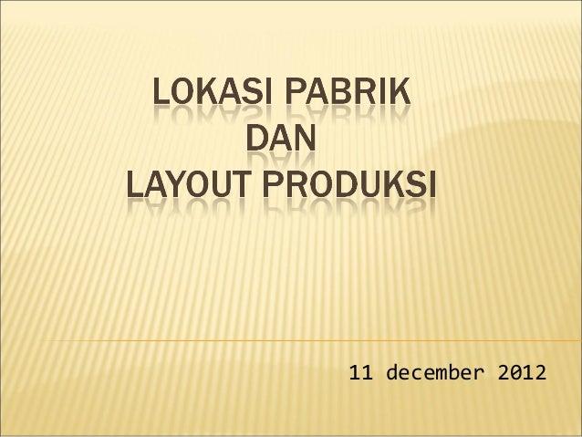 11 december 2012