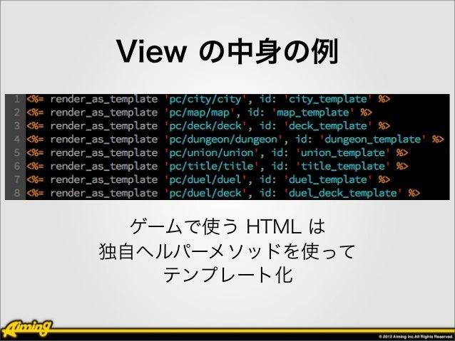 そして最終的には全 2766 行数の単一のHTML   ファイルとして出力