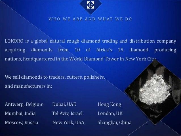Stellar diamonds plc marketing presentation jan 2013.