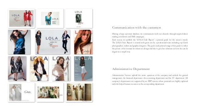 Lola Chic Fashion Company Profile