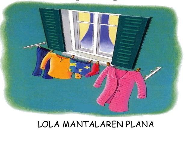 LOLA MANTALAREN PLANA