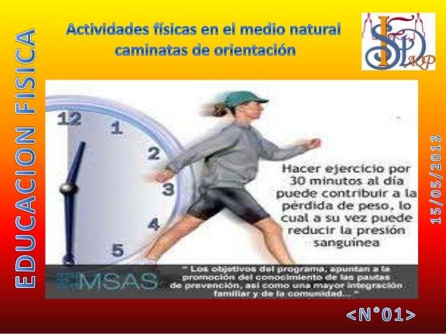 • DEFINICION En el ámbito del deporte y de la salud, la caminata es una posibilidad más para hacer ejercicio y perfecta pa...