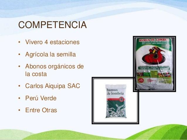 Lombricultura for Vivero 4 estaciones