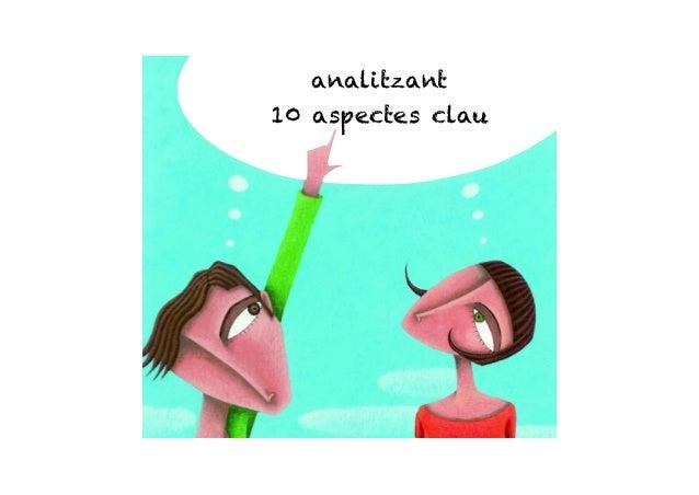 analitzant 10 aspectes clau