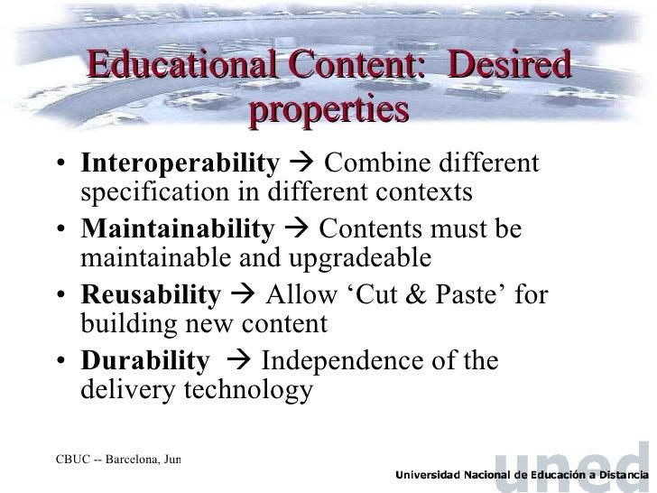 LOs Modelization    Miguel CBUC June 2004 Slide 3