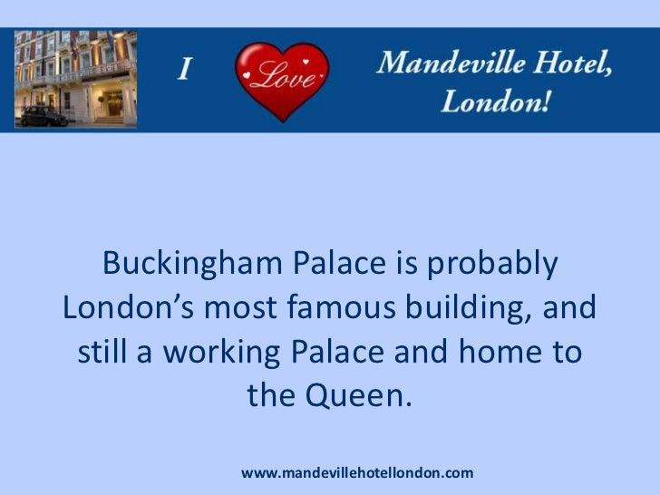 The Mandeville Hotel London