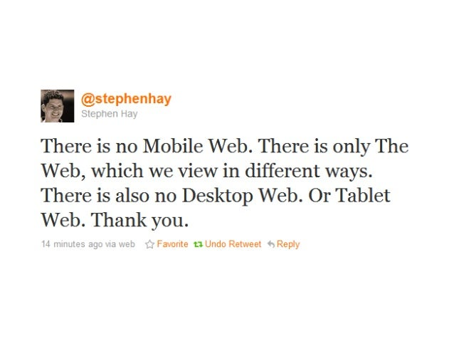 The specs behind the sex, mobile-friendly layout beyond the desktop slideshare - 웹