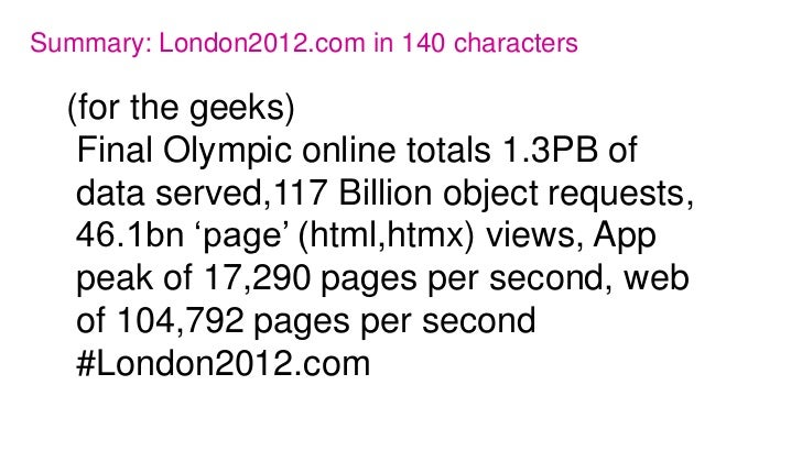 London 2012.com Olympic and Paralympic Games digital round up 10 September 2012 Slide 3