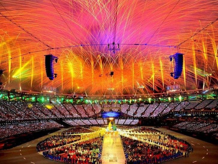 London 2012:  Olympics Closing Ceremony